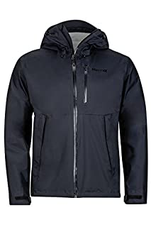 Marmot Magus Men's Lightweight Waterproof Rain Jacket, Jet Black (B075LFKKQ2) | Amazon price tracker / tracking, Amazon price history charts, Amazon price watches, Amazon price drop alerts
