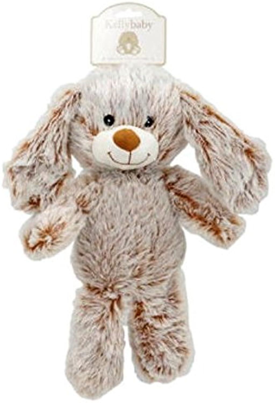 Kelly Toy 14  Plush 2Tone Furry Puppy Animal Toys