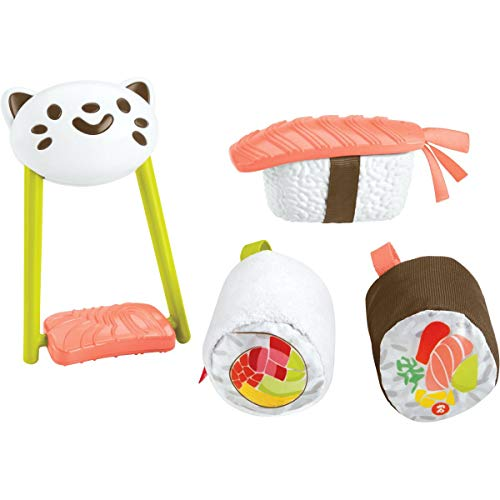 Best Review Of Fisher-Price Rice 'n Roll Sushi Set