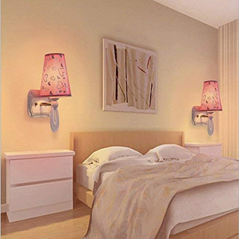Harz Wandleuchte Warm und elegant Schlafzimmer Licht Gang Hintergrund Wandleuchte Beleuchtung, A, Hohe 26CM, Breite 19CM