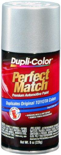 Price comparison product image Dupli-Color - EBTY16177 Classic Mica Toyota Exact-Match Automotive Paint - Aerosol Silver 8 oz.