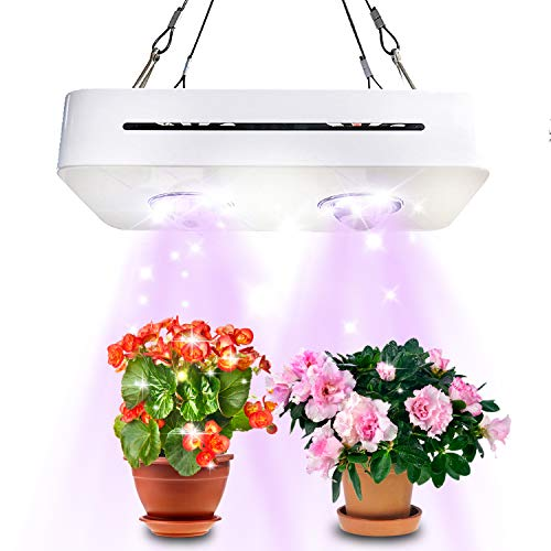 IYMSS Led Grow Light, Full Spectrum Grow Lamp, Plant Grow Lights for Indoor Plants Garden,Flowers Fruits Vegetables Greenhouse Veg And Flower