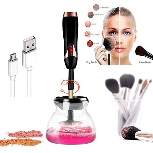 WFZGZ Limpiador De Brochas De Maquillaje