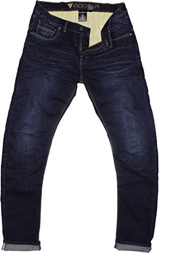 Modeka Glenn Jeans Marineblau 33 Lang