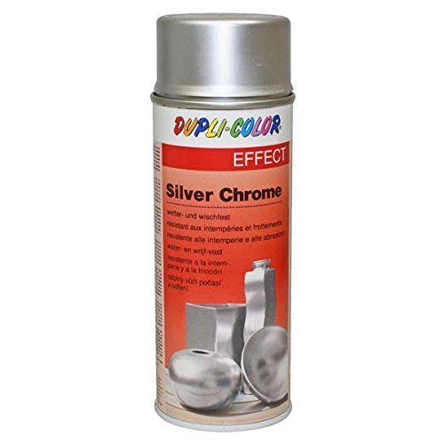 Dupli-Color 674778 Silver Chrome Deco 400 ml
