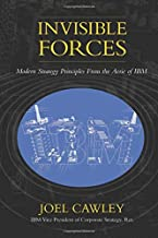 Invisible Forces: Modern strategy principles from the aerie of IBM