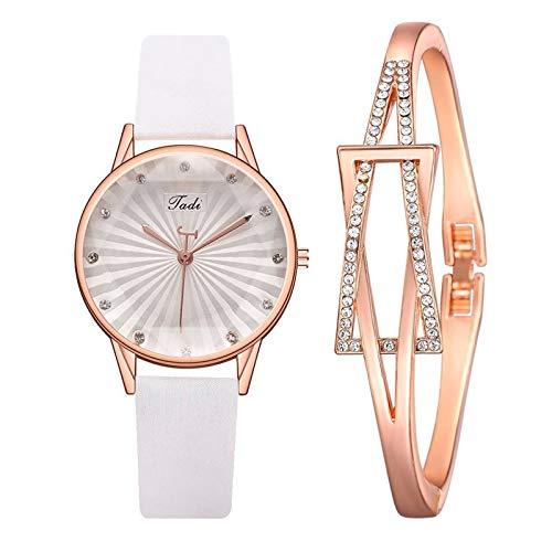 Juego de 49 relojes de pulsera para mujer, elegante y moderno set de regalo para mujeres – Entrega a usted en 10 – 20 días