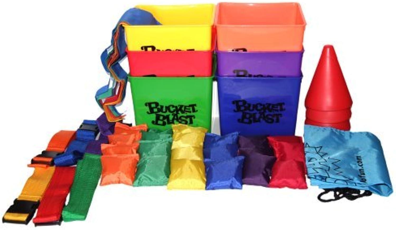 Eduk8 Bucket Blast Game by Eduk8