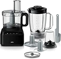 Braun PureEase Food processor FP 3132 BK