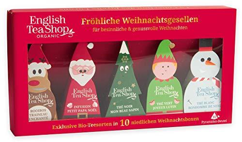 English Tea Shop - BIO Wintertee Kollektion, Tee Geschenk