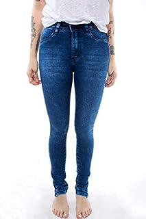Calça Jeans Moscova Skinny Mescla Zíper