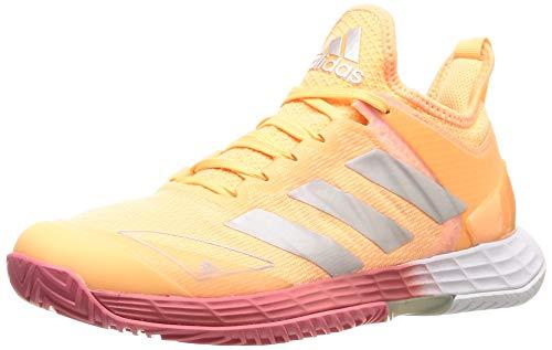 adidas Adizero Ubersonic 4 W, Scarpe da Tennis da Donna Multicolore Size: 41 1/3 EU