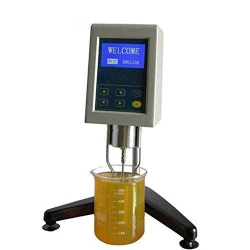 WENHU Rotary-Viskosimeter Viskosität Fluidimeter Tester Messgerät Digitalanzeige NDJ-9S