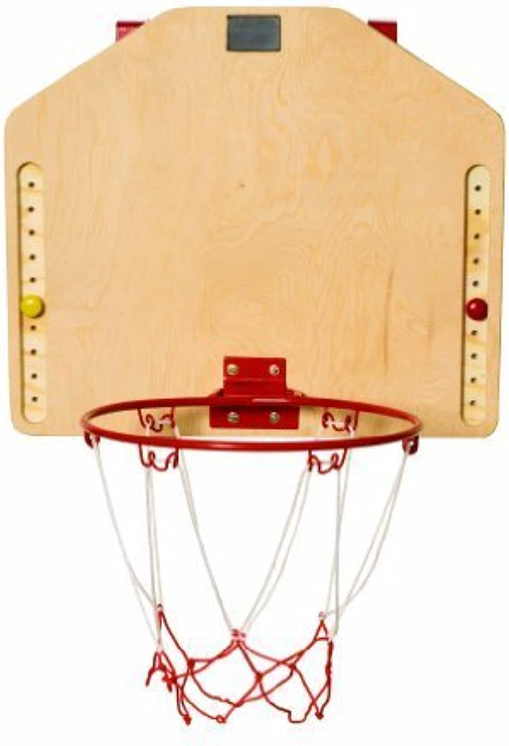 Red Tool Box Basketball Hoop by Red Toolbox