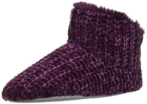 Zapatillas A Crochet Para Mujer  marca Dearfoams