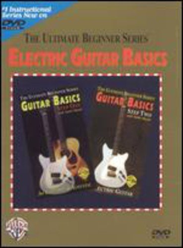 Ultimate Beginner Series - Electric Guitar Basics