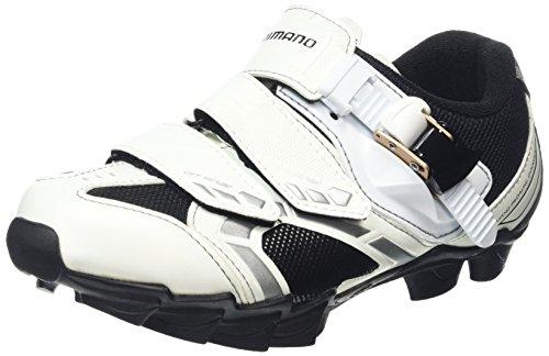 SHIMANO Damen MTB Schuhe SPD SH WM 63 W, Weiß, 39, 2013283900