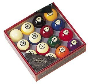 Brunswick Centennial Billiard Balls by Cue & Case Sales