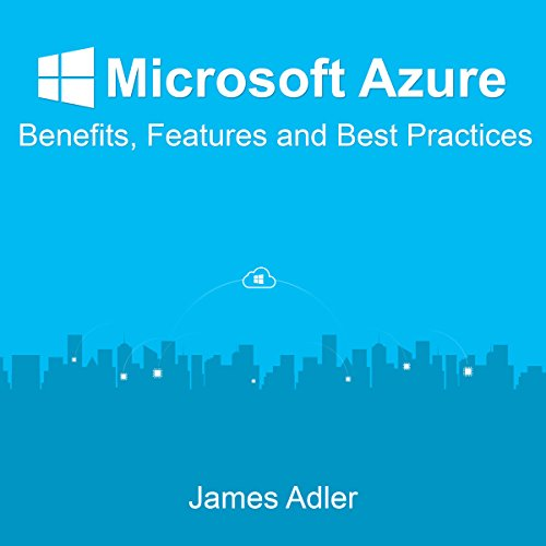 Microsoft Azure audiobook cover art