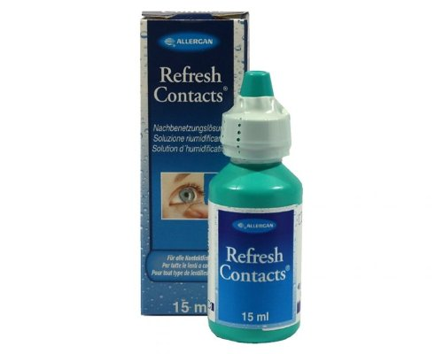 Allergan Refresh Contacts 15ml
