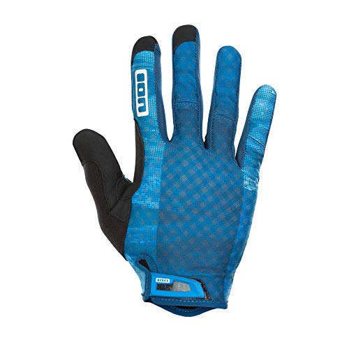 Ion Traze Fahrrad Handschuhe lang blau 2021: Größe: M (8.5-9)