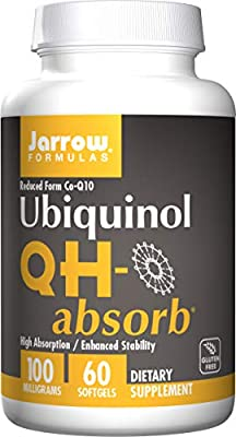 Jarrow Formulas High Absorbtion QH-Gummies Supplement