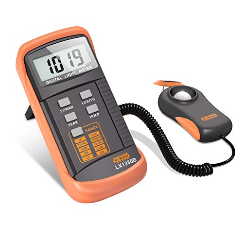 Dr.Meter 1330B-V Digital Illuminance/Light Meter