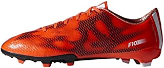 adidas F10 FG Mens Football Boots/Cleats - Red