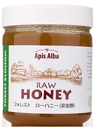 はちみつ 蜂蜜 ハチミツ 生 2個組 セット (ブルーベリーハニー200g、フォレストハニー624g)Raw Honey Set Blueberry 200g & Forest Raw Honey 624g