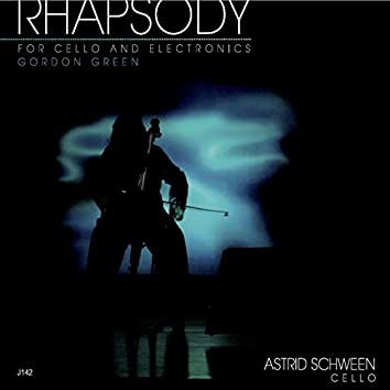 Rhapsody for Cello and Electronics
