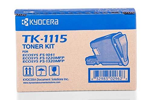 Kyocera FS-1320 MFP (TK-1115 / 1T02M50NL0) - original - Toner schwarz - 1.600 Seiten