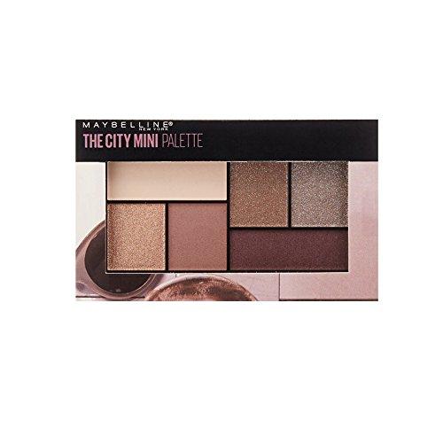 44883c93f6 Maybelline New York City Mini Palette Eye Shadows, Brunch Neutrals, 6.1g