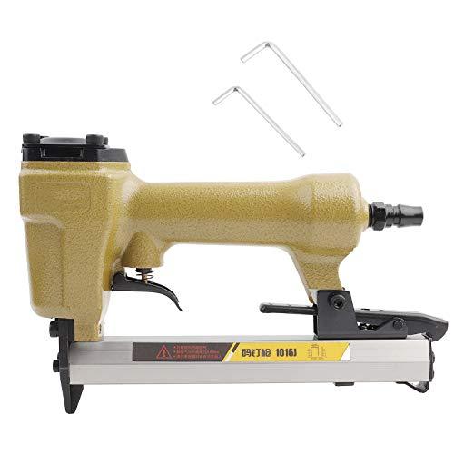 60-100psi Pistola de grapas de aire Pistola de clavos Grapadora neumática Pistola de clavos de aire Carpintería para carpintería