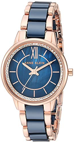 ANNE KLEIN Reloj de Vestir AK/3344NVRG