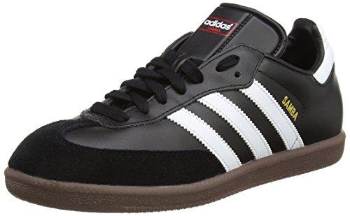 adidas Originals SAMBA G17100, Herren, Sneaker, Schwarz (BLACK1/WHT/G), EU 38 (UK 5)