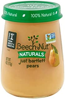 Beech-Nut Stage 1 Naturals (Pack of 8)