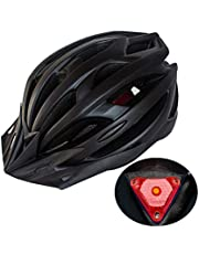 NANUNU Fietshelm, verstelbaar, mountainbike, voor mannen en vrouwen, super bike-helm, voor volwassenen, fietshelm