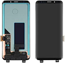 TheCoolCube Compatible LCD Display Touch Screen Digitizer New Assembly Replacement for Samsung Galaxy S9 G960 5.8