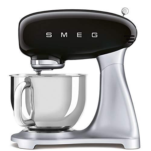 SMEG SMF02BLEU | Keukenmachine Jaren '50 | Kleur : zwart