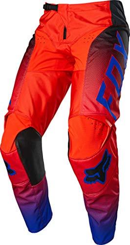 FOX 180 Oktiv Jugend Motocross Hose Rot 22