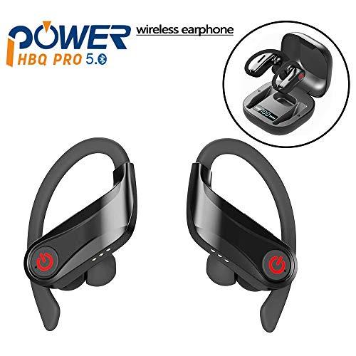 UROPA HERO Auricolari Bluetooth 5.0, Cuffie Bluetooth Auricolari Wireless Stereo Senza Fili Sportivi...