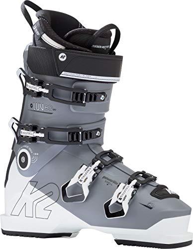 K2 Damen Skischuhe LUV 80 LV Weiss/grau (907) 25,5