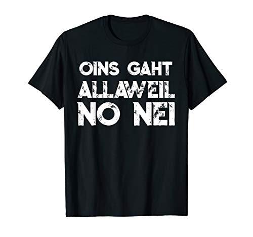 Schwäbisch Saufen Party Feiern Spruch Lustig Schwaben Humor T-Shirt
