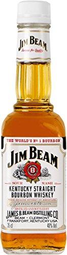 Jim Beam Kentucky Straight Bourbon Whiskey - 350 ml