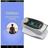 bioRelaxx HRV Biofeedback Training | digitale Präzision für mentale Leistungsfähigkeit - gegen Stressprobleme
