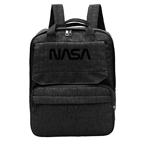 Backpack Astronauta De La NASA Transbordador Espacial Rocket Science Geek Escuela Portátil Computadora Portátil Gimnasio Bolsa para Portátil Bolsa De Regalo para La Escuela Sender
