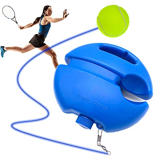 Tennis Trainer Solo, Jokari Jeu avec élastique et sa...