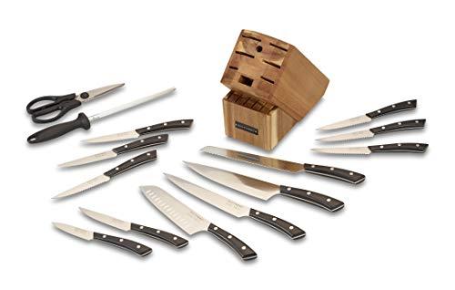 ECHTWERK Messersblock Set