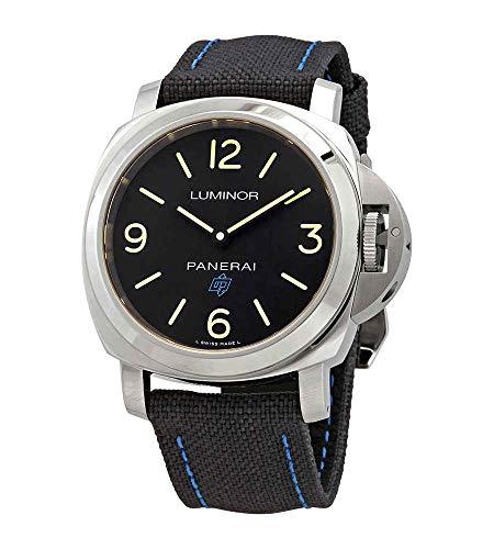 Panerai Luminor PAM00774 - Reloj para hombre con esfera negra