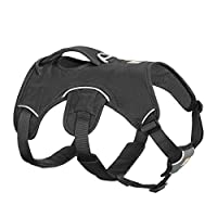 Durable dog harness for rugged environments, Full range of motion for hiking, trail running, climbing and search-and-rescue, Built for lifting and assisting dogs over obstacles, Perfect for cocker spaniels, beagles and similar sized breeds Size Small...